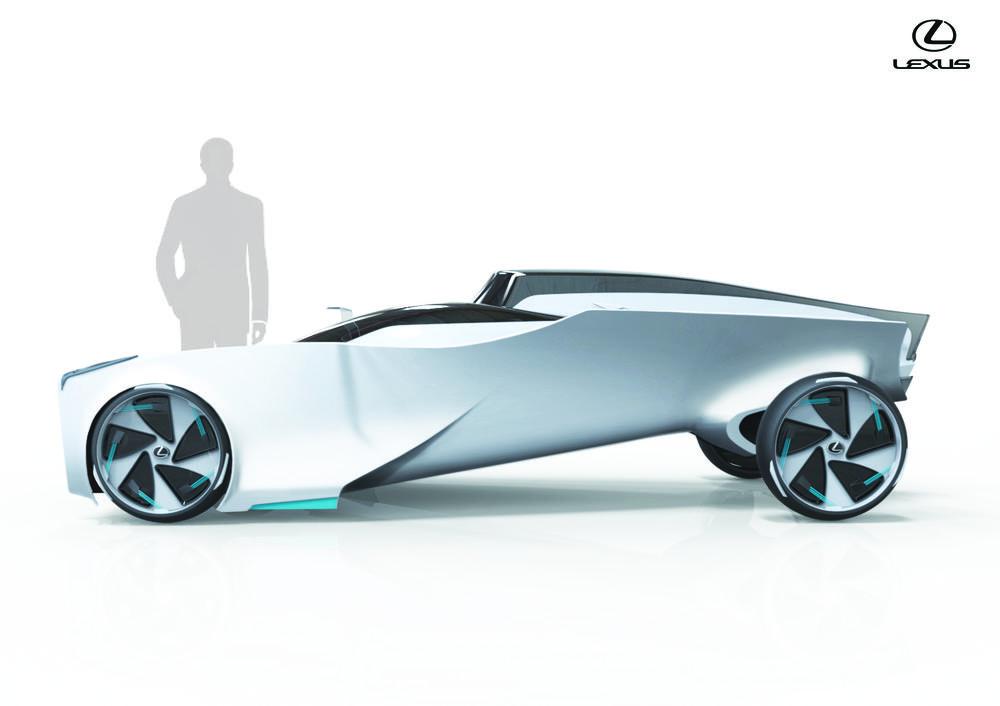 Side Lexus Impulse