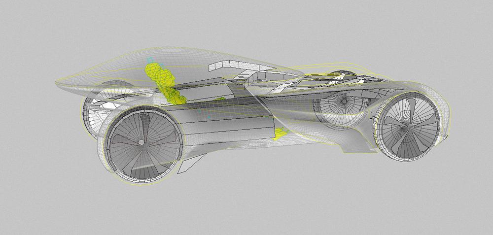 Virtual 3d Model