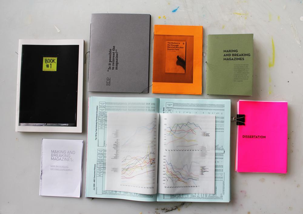 Research Process Books