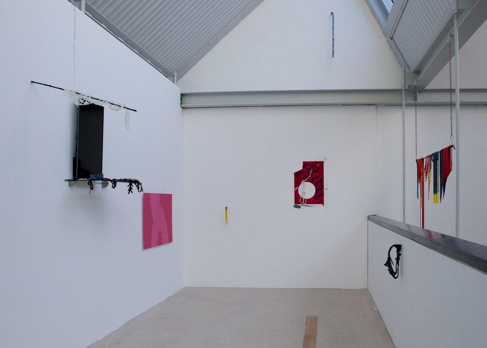 RCA Degree Show Installation Shot