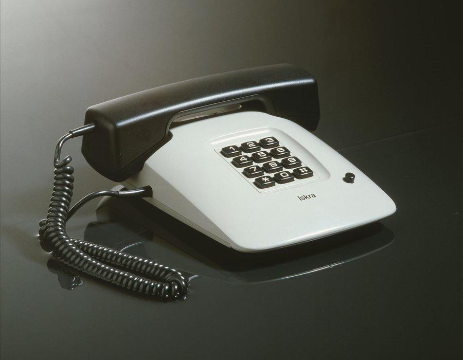 Iskra ETA80, design Davorin Savnik