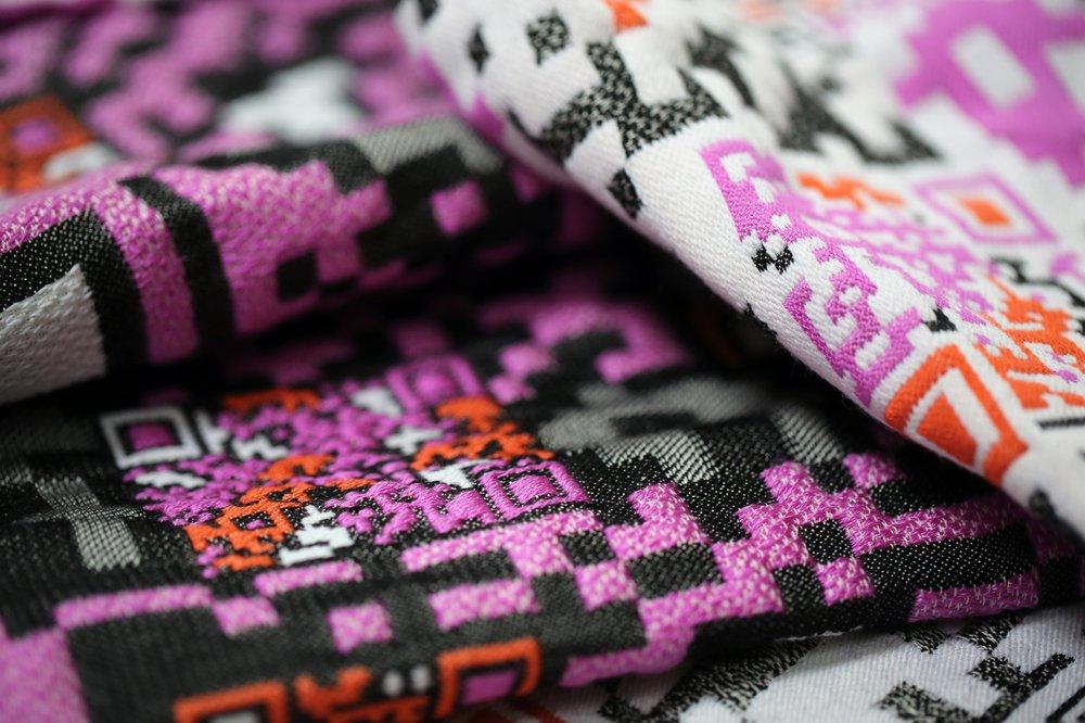 Encoded textiles