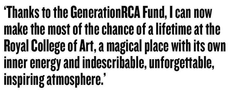 Jonas Mlejnek (MA Photography) 2019/20 RCA Fund Scholar