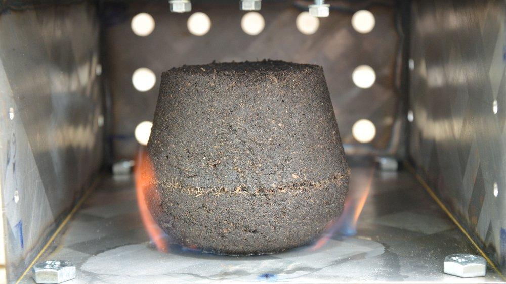 Mine De Rien, Combustion