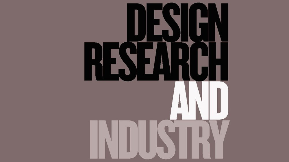 Design, Research & Industry: Richard Banks