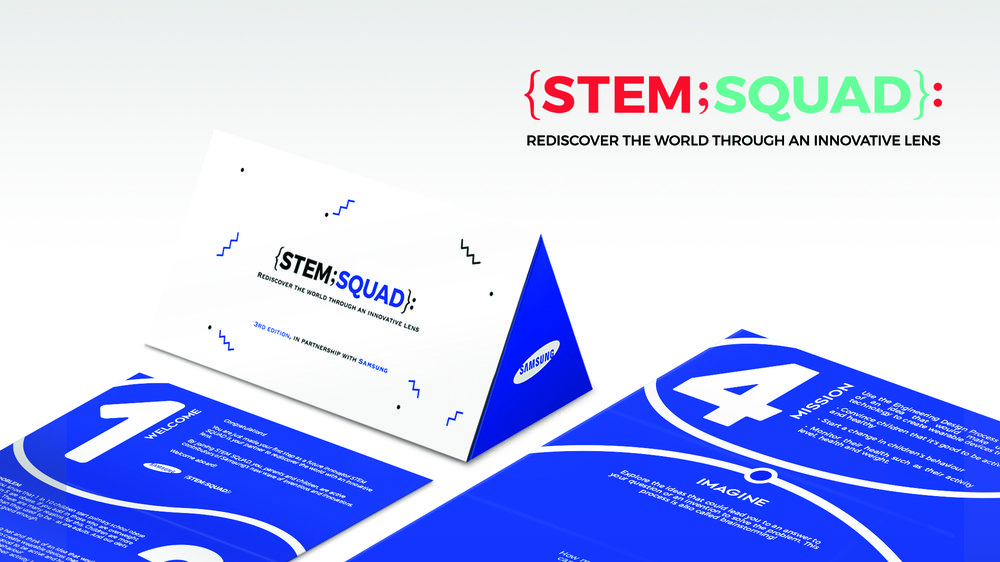 STEM SQUAD : CHILDREN'S LEARNING IN THE AGE OF TECHNOLOGY