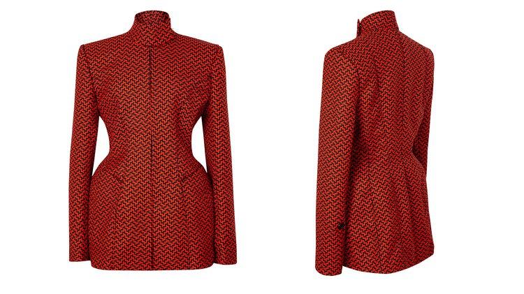 Lee Hurst & AW Hainsworth jacket
