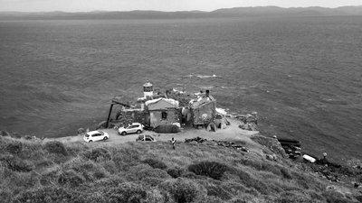 Lighthouse, Kamil Dhalkir, 2018