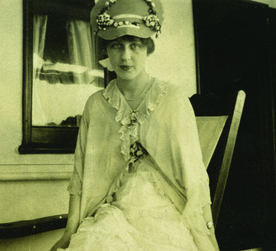 Madge Garland