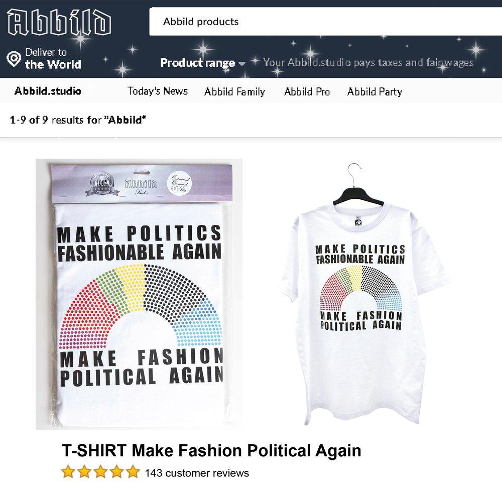 SHOP POLITICS