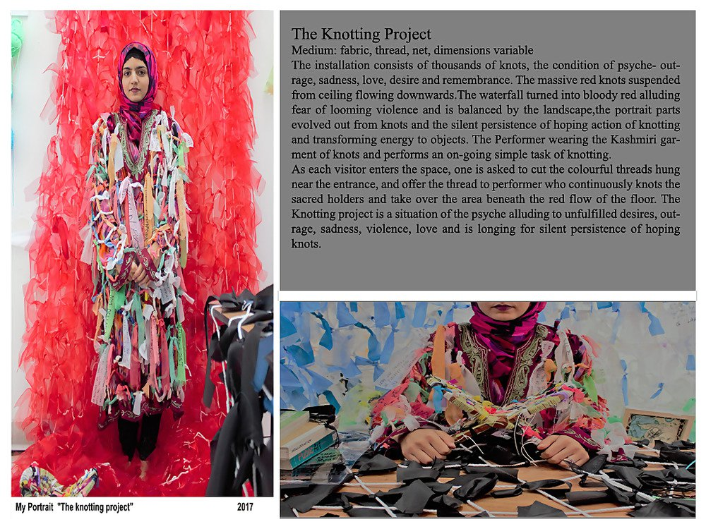 Knotting Project