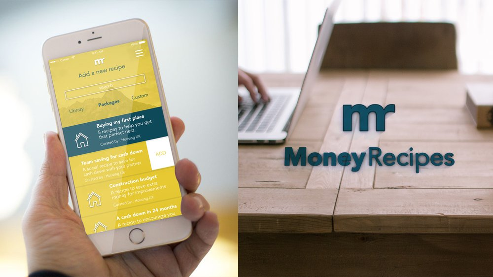 MoneyRecipes : Money as a means to greater things