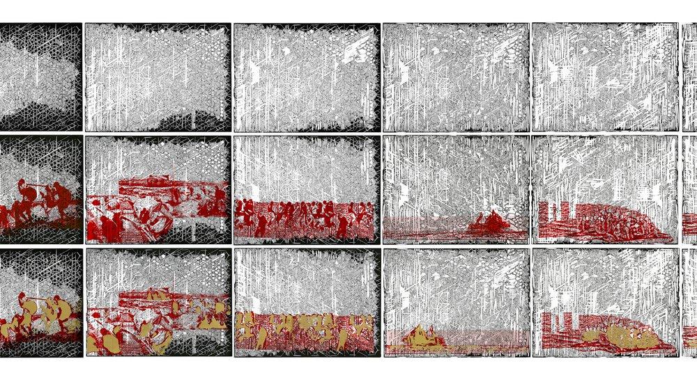 Mousharabieh screens- 5,6,7,8,9