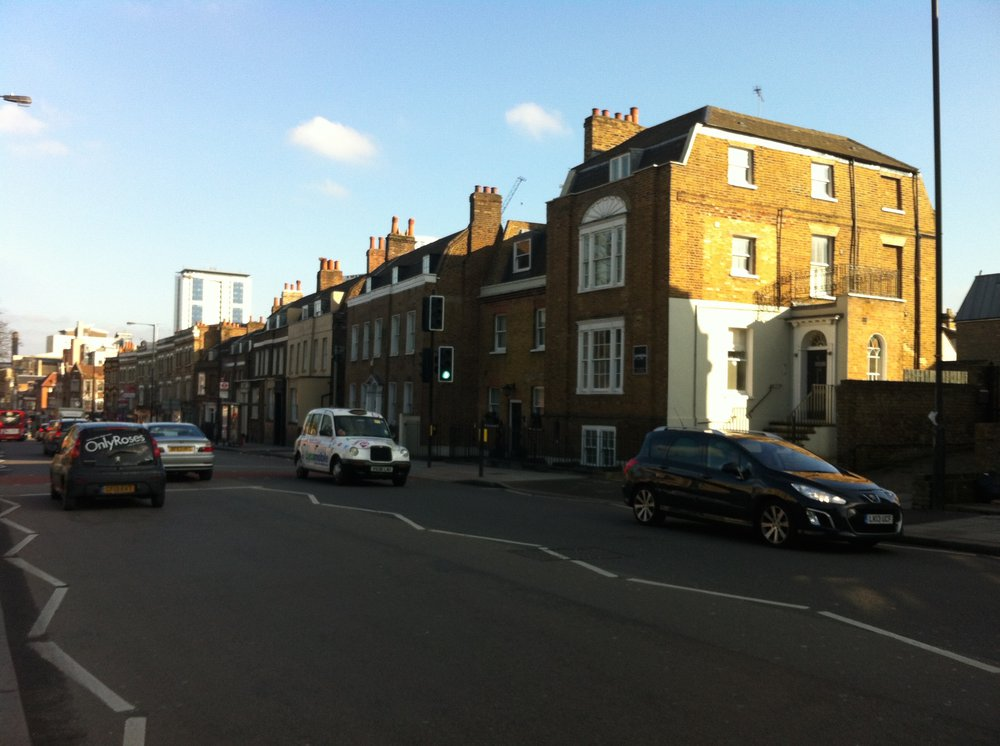 23-35 West Hill, SW18