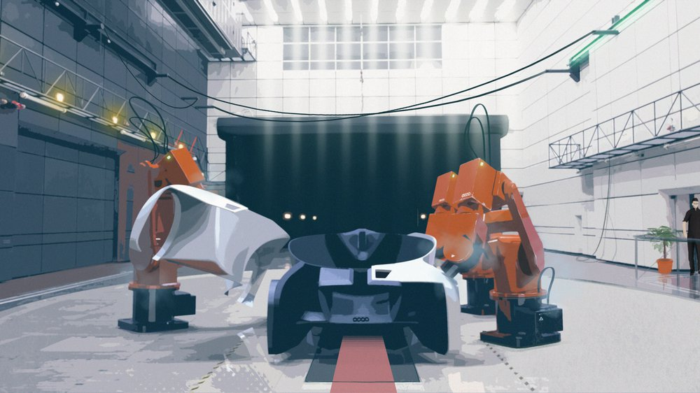 Sum of its Parts - Construction