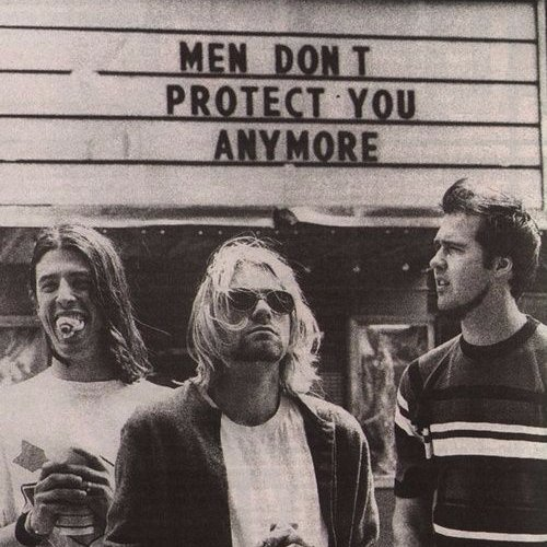 Untitled (Men Don't Protect You Anymore)