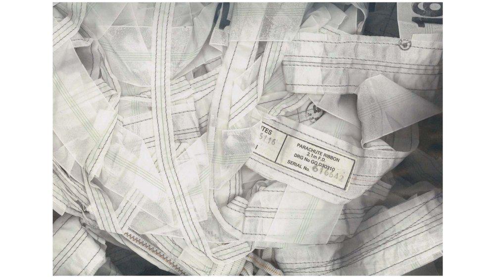 Vintage Parachute Scan