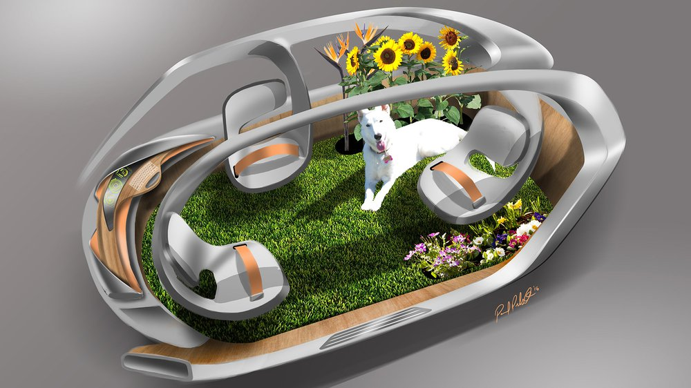 Park on Wheels? Design.Different for the London Design Festival