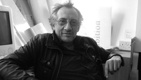 Peter Kennard (Photograph by Leah Borromeo)