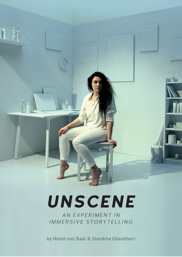 UNSCENE - Theatrical Poster