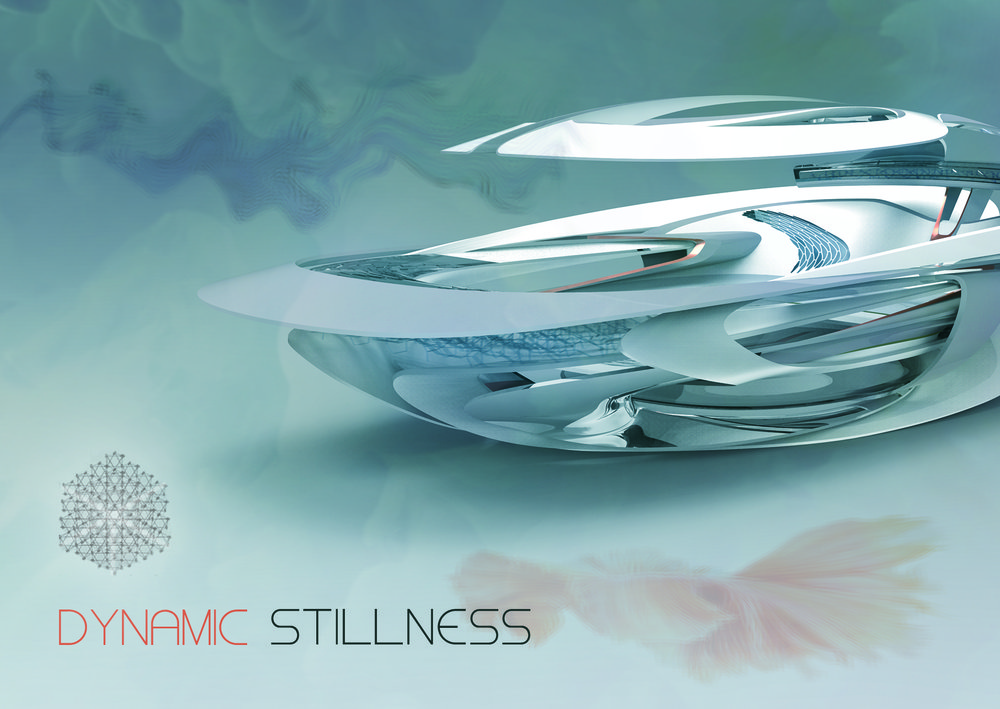 Dynamic Stillness - Future Vehicle Interior