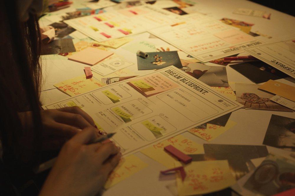 Prototype: Dream Blueprint