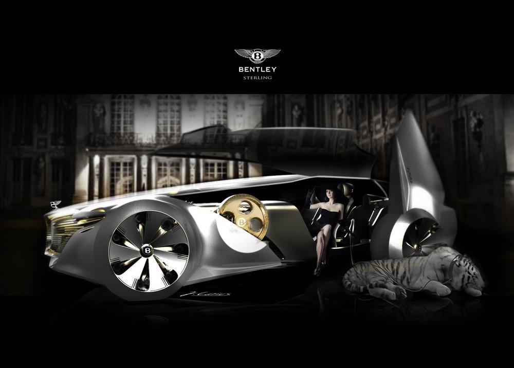 Bentley Sterling
