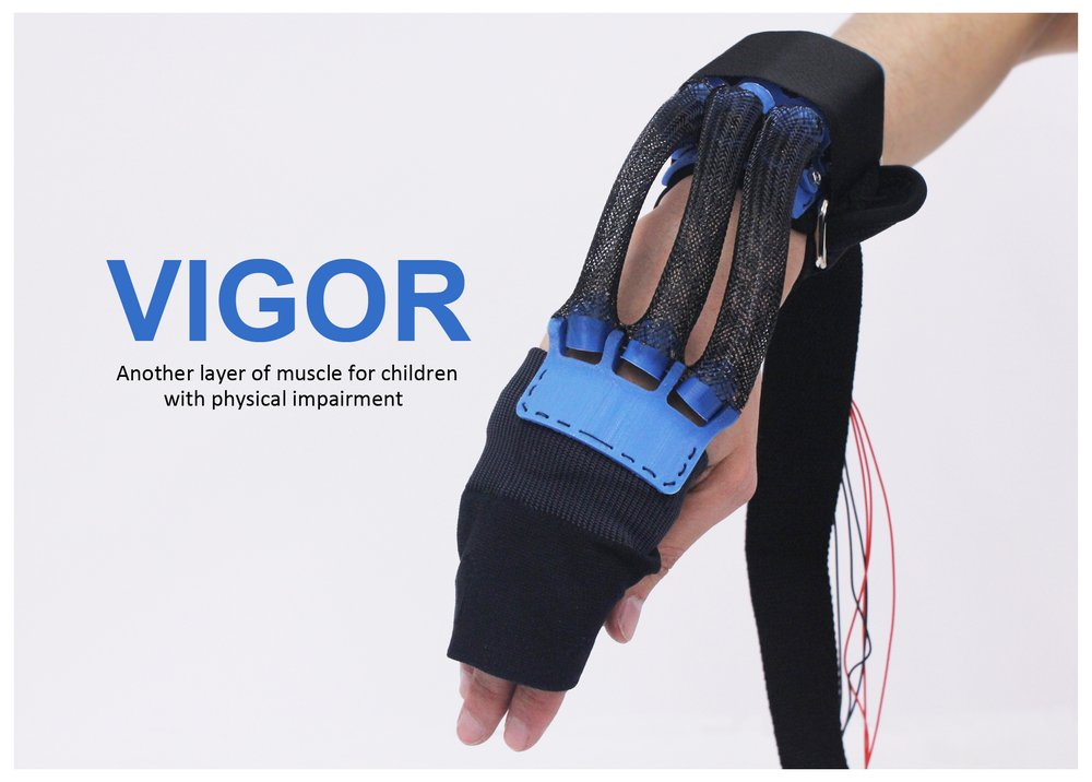 Major Project (VIGOR)