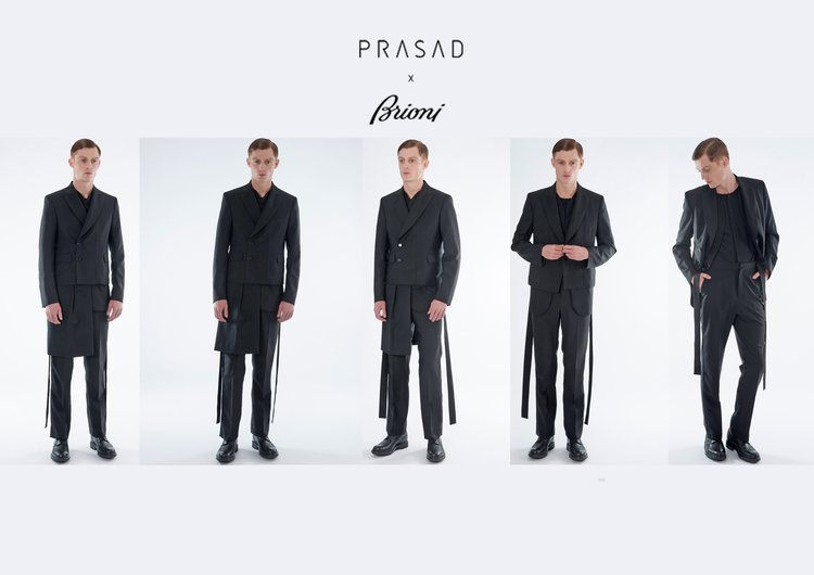 Dan Prasad and Brioni