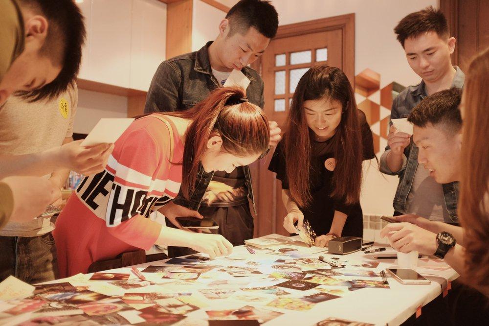 Prototype workshop in Shanghai