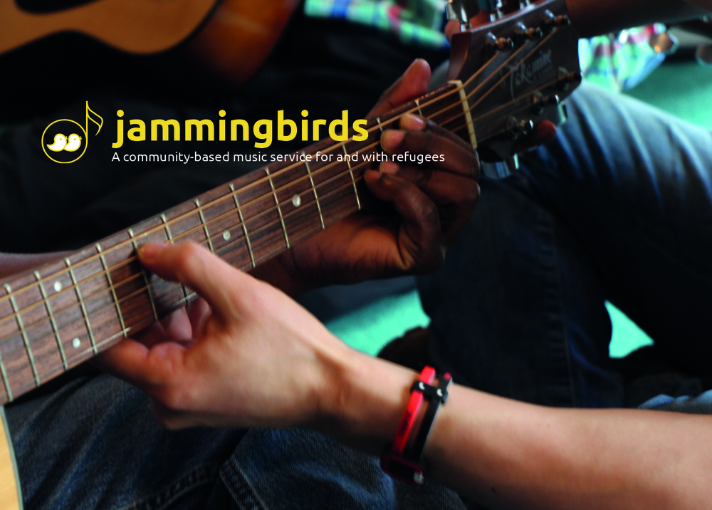 jamming birds