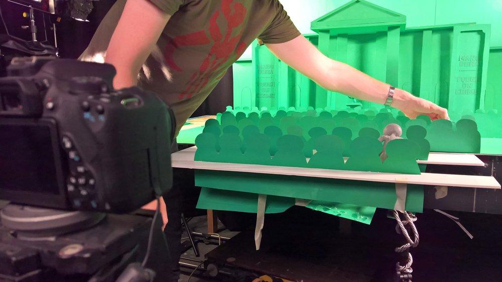 Fair Trials animation production shot