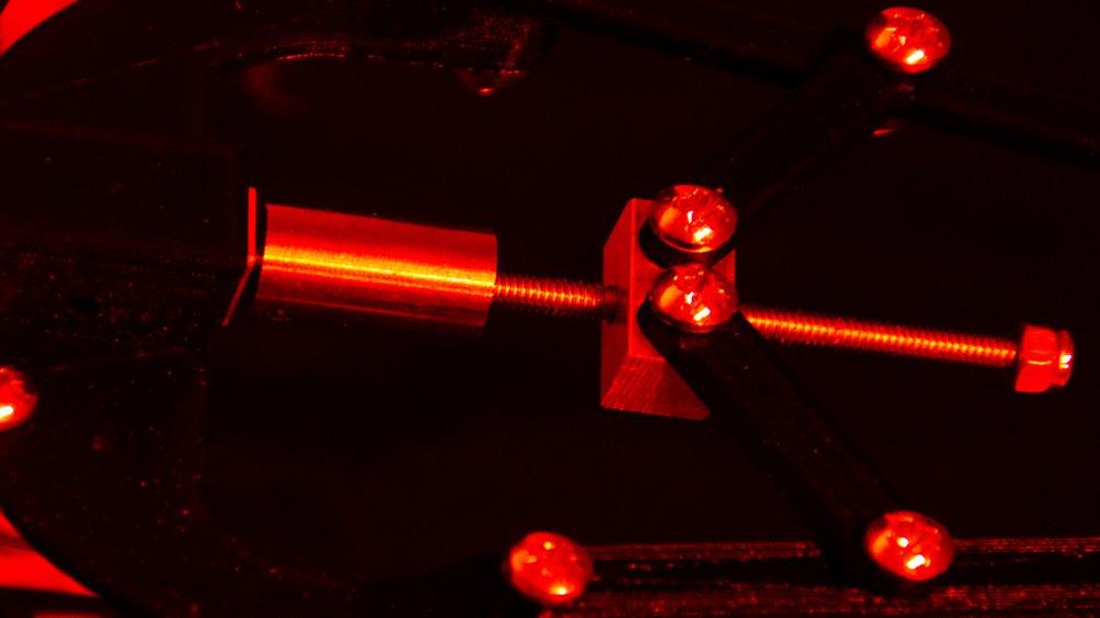 Grip Mechanism Leadscrew