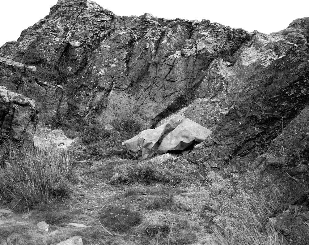 Untitled Human Rock #6