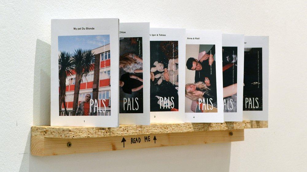Stella Malfilatre (Visual Communication), PALS Project