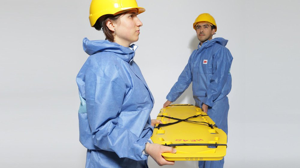 Collapsible Spinal Board (CESB)