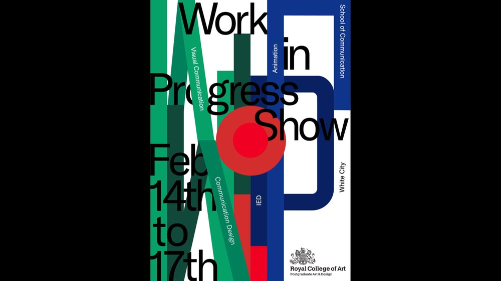 School of Communication Work-in-progress Show 2019