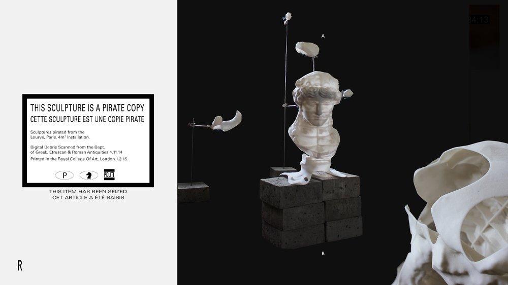 Sculpture Piracy