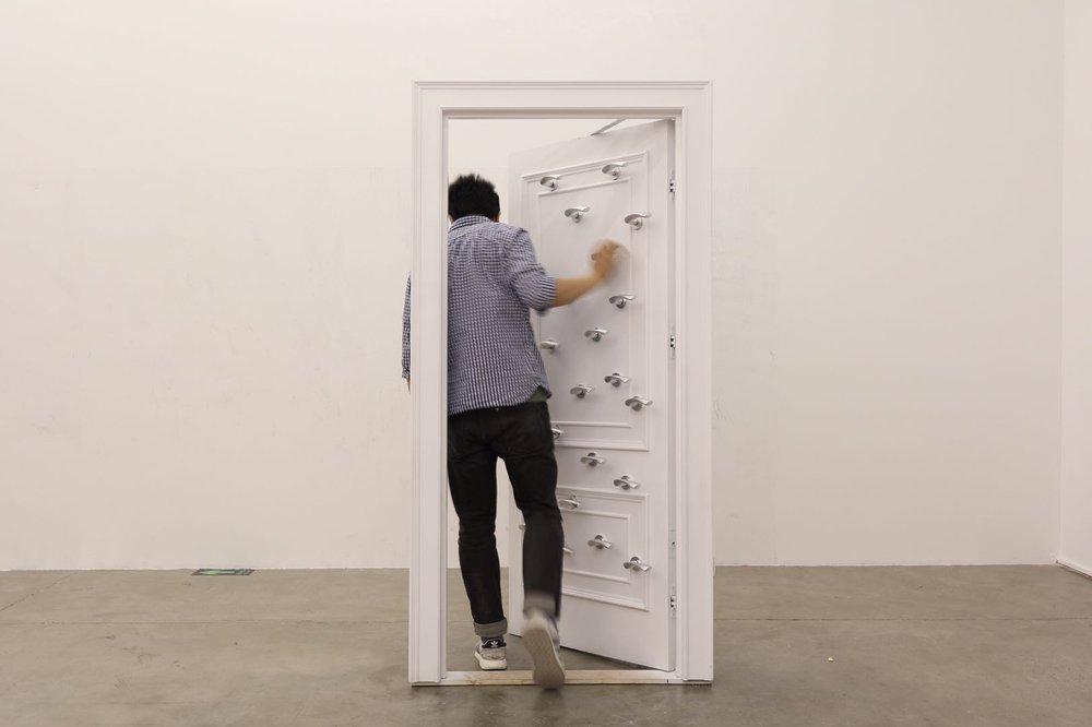 Door (wide view)