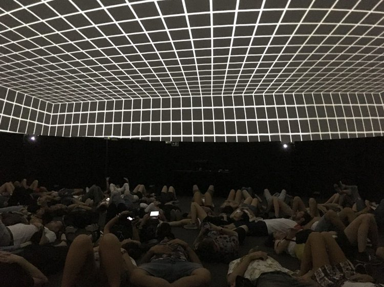 IED Fulldome Research Group at Sonar Festival
