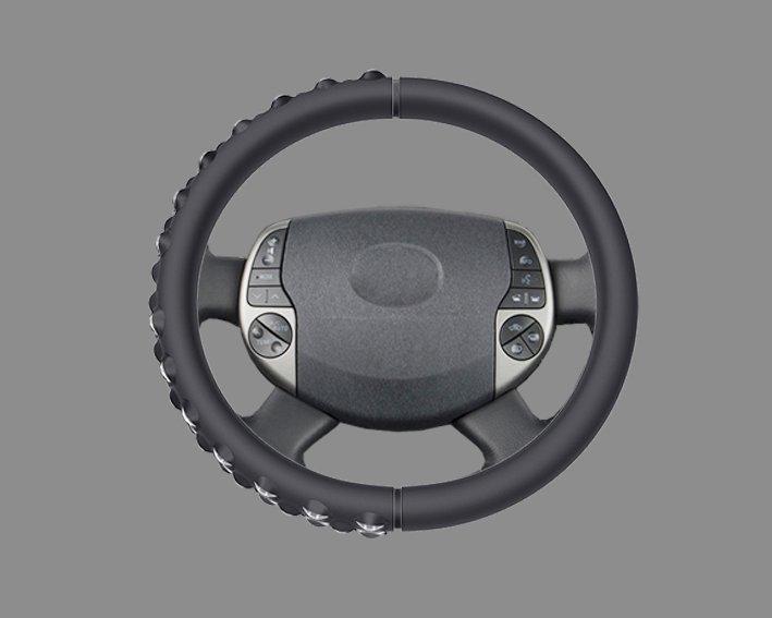 Soft Robotic Steering Wheel