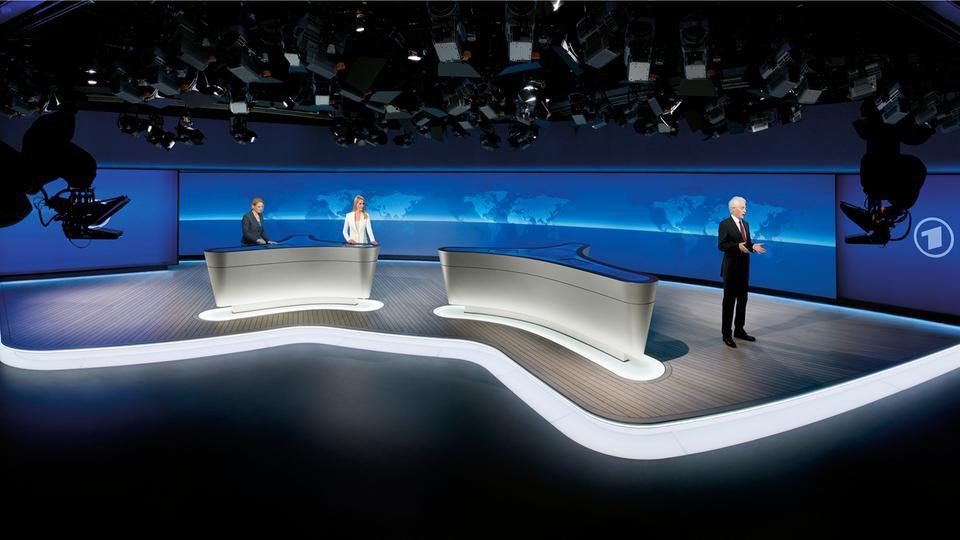 ZDF, Die Tagesschau
