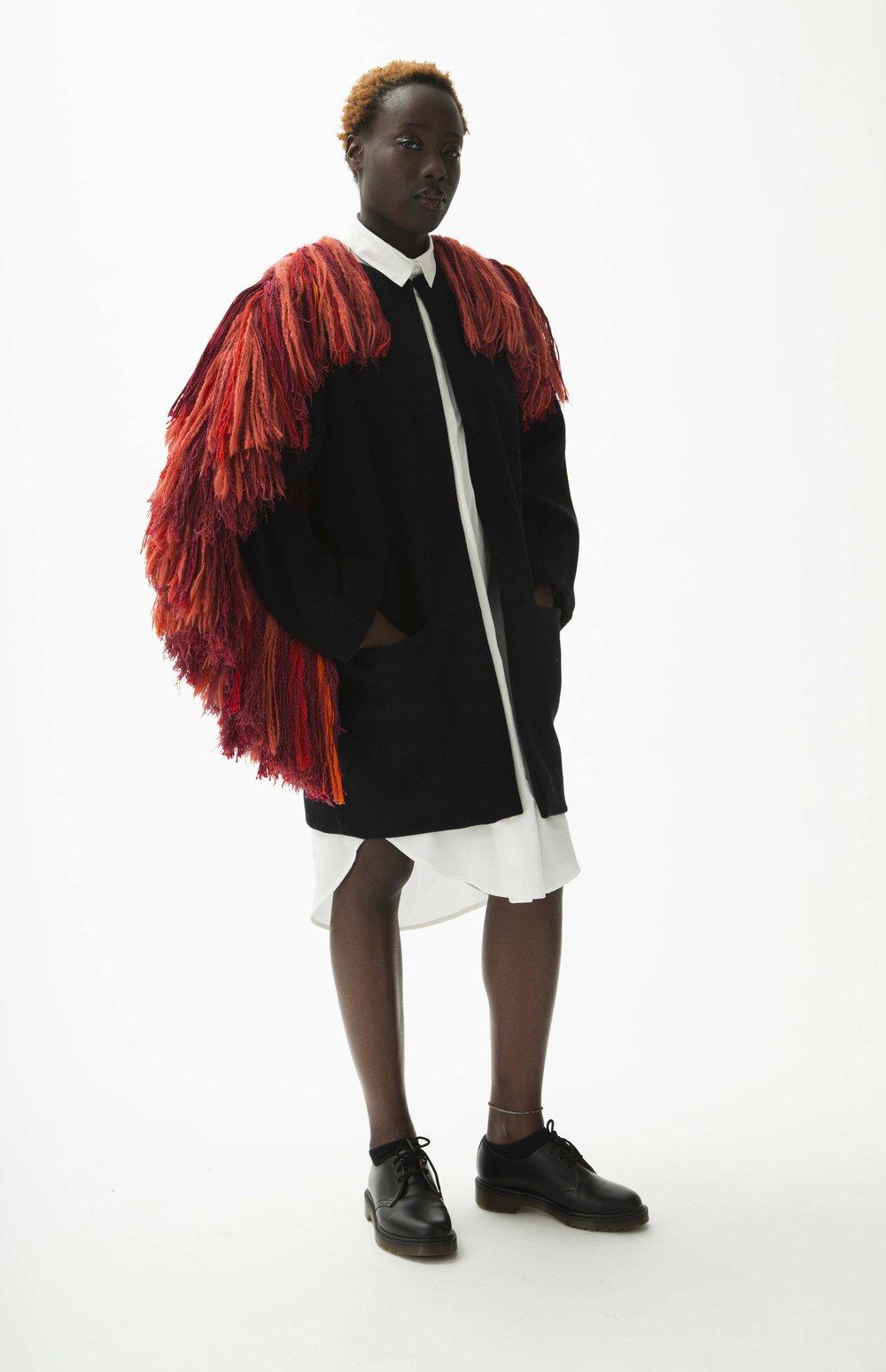 Tassel Coat