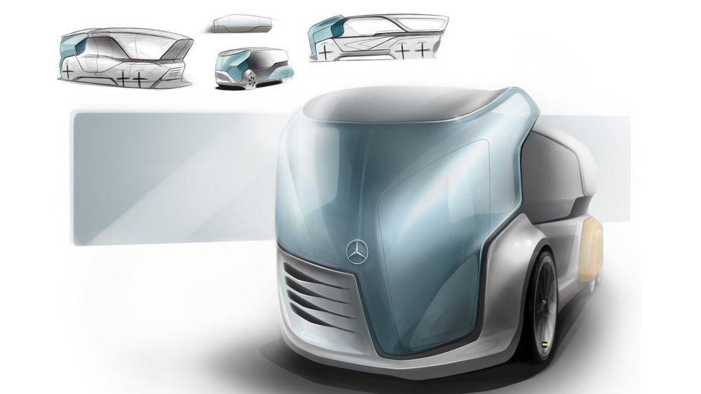 Sam Philpott and Kalle Keituri's winning Truck Design
