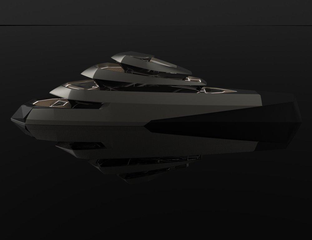 Orion's Belt Exploration Yacht