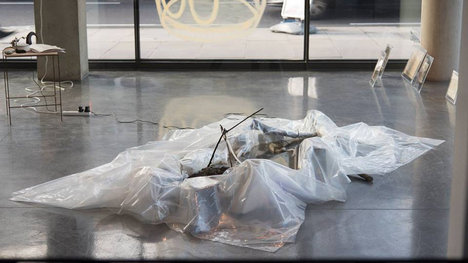 The Pump, installation view