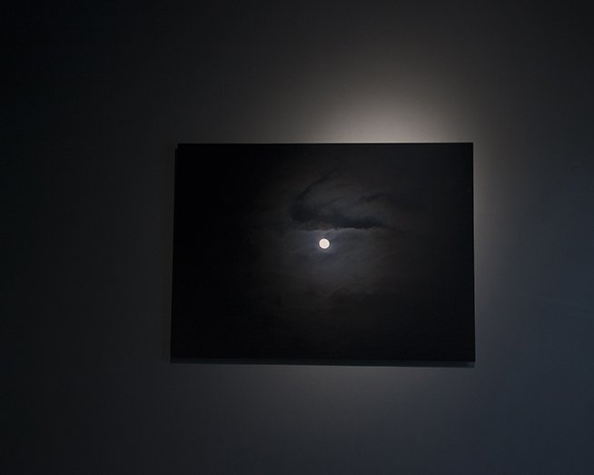 To Await What the Stars Will Bring, installation view
