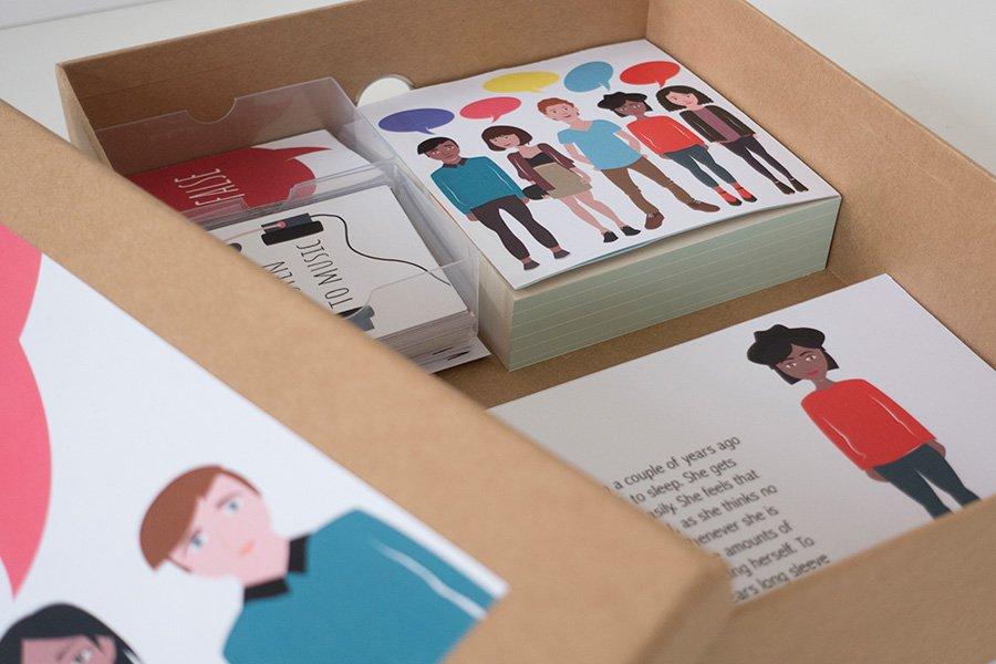 Let's talk mental health classroom toolkit