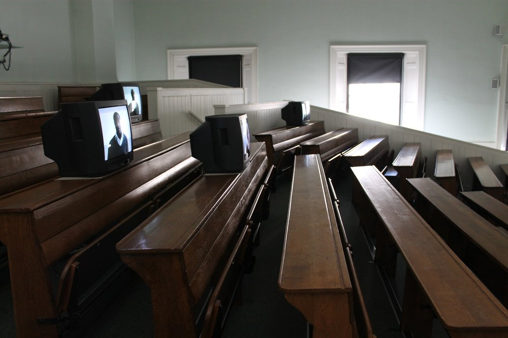That Distance Was Between Us, Old College Lecture Theatre, Edinburgh