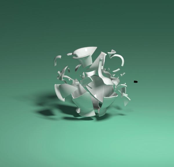 Le Vase Fragmenté